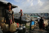 Fractured Rohingya community still in limbo between death and life