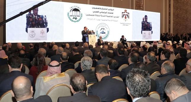 تعرف على الدول التي اعترضت على بند وقف التطبيع مع إسرائيل بمؤتمر البرلمانات العربية