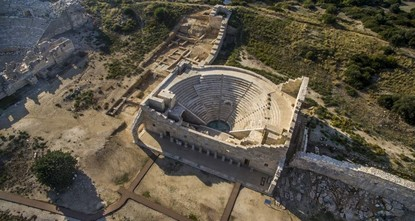 Gem of Lycian civilization, Patara to shine in 2020