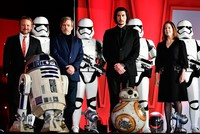 Star Wars stages Last Jedi premiere, expected to be the most successful worldwide