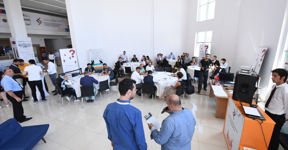 The u2018resilienceu2019 project aims to deliver comprehensive solutions to problems of displaced Syrians who are now living in Turkey & in other host communities, focusing on job creation, strengthening national & local services & Turkish language training.