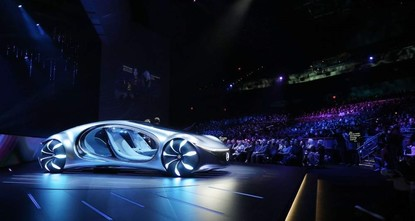 Woven cities, flying taxis and more: CES 2020 gives glimpse into the future