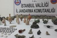 Istanbul: Fast 2.000 antike Artefakte beschlagnahmt