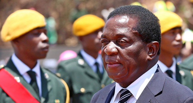 Mnangagwa tells Mugabe he will be safe in Zimbabwe