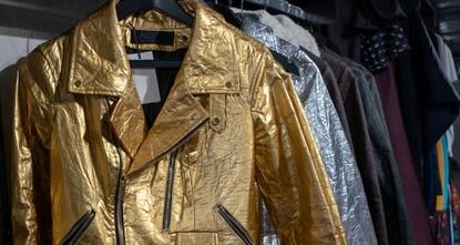 'Pineapple leather' offers vegan fashion alternative