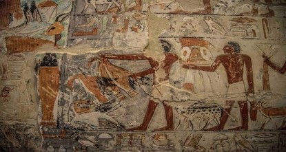 العثور على مقبرة فرعونية عمرها 4 آلاف سنة في مصر