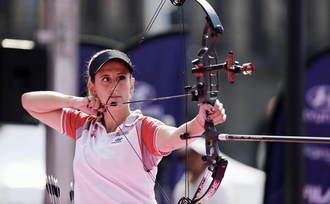 Turkish archer wins silver in world championships