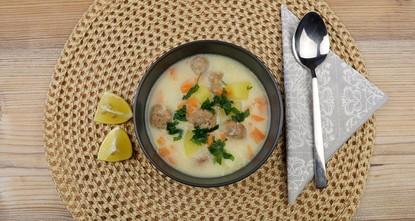 Recipe of the week: Ekşili köfte soup