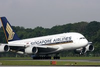 In a bid to reduce international aviation emissions, Singapore Airlines has launched the world's first