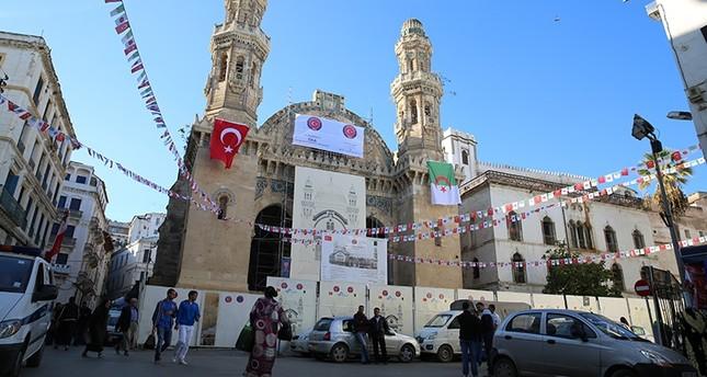 مسجد كتشاوة.. جذر الصداقة التركية الجزائرية منذ 500 عام