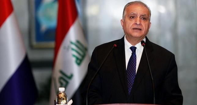وزير الخارجية العراقي: نقف إلى جانب طهران ضد عقوبات واشنطن
