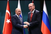 Erdoğan congratulates Putin on election victory