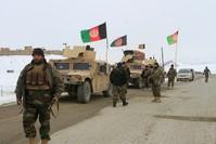 جنود من الجيش الأفغاني أرشيفية