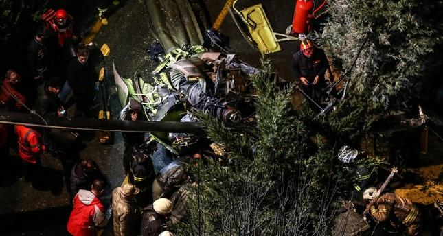 4 Tote nach Absturz eines Militärhelikopters