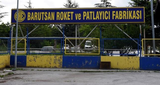 Ankara: Ein Toter bei Explosion in Sprengstofffabrik