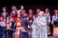 Bulgaria's famed all-female folk choir back with a modern twist