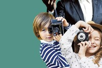 Little photographers will be the guests of Zorlu Performing Arts Center (PSM) for the