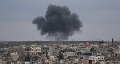 US condemns 'ruthless actions' by Syrian regime, allies