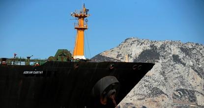 Gibraltar lehnt Beschlagnahmung von Tanker ab