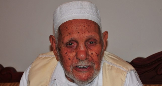 وفاة الابن الوحيد لعمر المختار عن عمر يناهز 97 عاماً