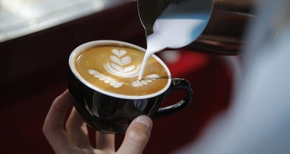 pCoffee addicts and aficionados often say drinking the bitter liquid makes life worth living, but the habit may also help them live longer, according to two major international studies...