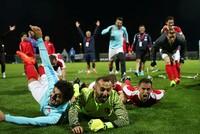 """Die türkische Amputierten-Fußballnationalmannschaft besiegte am Sonntag Polen 2:0 und schaffte es somit ins Finale der Europameisterschaft.  Die vom """"Europäischen Amputierten..."""