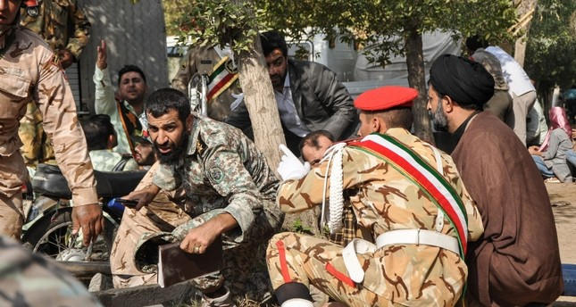 Gunmen attack Iran military parade, killing 24