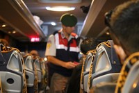 Over 200 illegal migrants captured in western Turkey
