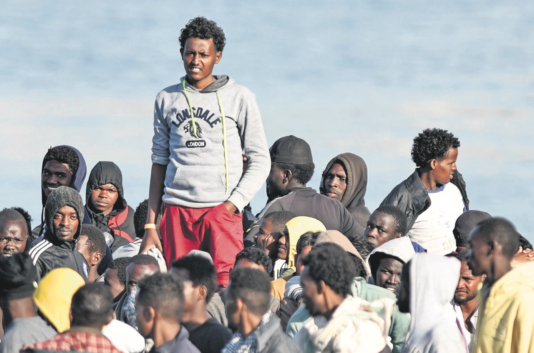 The EUu2019s Mediterranean migrant crisis has escalated after Italy refused the entry of a rescue ship with 629 people aboard, June 9.