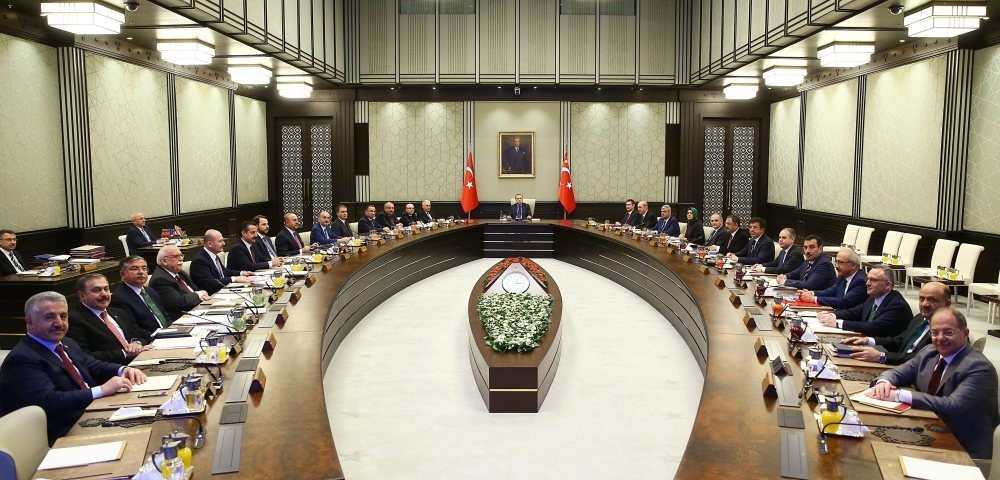 Six new ministers joined cabinet after the a meeting between President Recep Tayyip Erdou011fan and PM Binali Yu0131ldu0131ru0131m at the Beu015ftepe Presidential Complex in Ankara Wednesday.