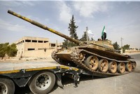 Withdrawal of heavy weapons from Idlib demilitarized zone completed
