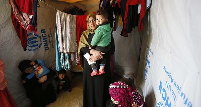 عدد اللاجئين السوريين تجاوز 5 ملايين لأول مرة منهم 3 ملايين بتركيا