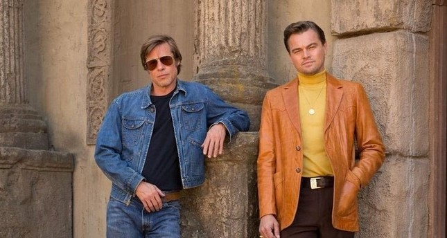 Once Upon a Time in Hollywood stars Leonardo DiCaprio and Brad Pitt in the lead roles.