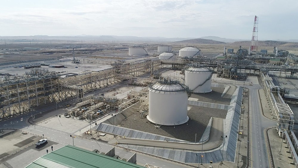 TANAP is the backbone of the Southern Gas Corridor, a project that would carry natural gas from Azerbaijan's Shah Deniz-2 and other fields in the Caspian Sea to Turkey and Europe.