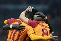 Galatasaray in top form with return of Fatih Terim
