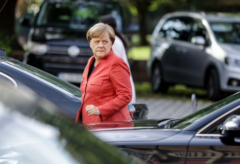 Escalating her anti-Turkey stance German Chancellor Merkel said recently that she will call on the EU states to discuss future of ties with Turkey in October.
