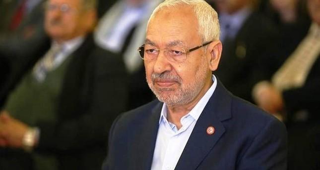 الغنوشي: سيكون للنهضة مرشح في رئاسيات تونس 2019