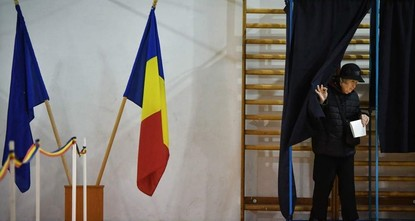 Romania's pro-EU president Iohannis set for reelection