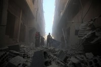 UN demands monthlong Syria truce to deliver aid to besieged areas