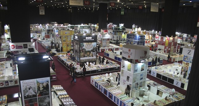 Popular fair opens for Istanbul's bookworms