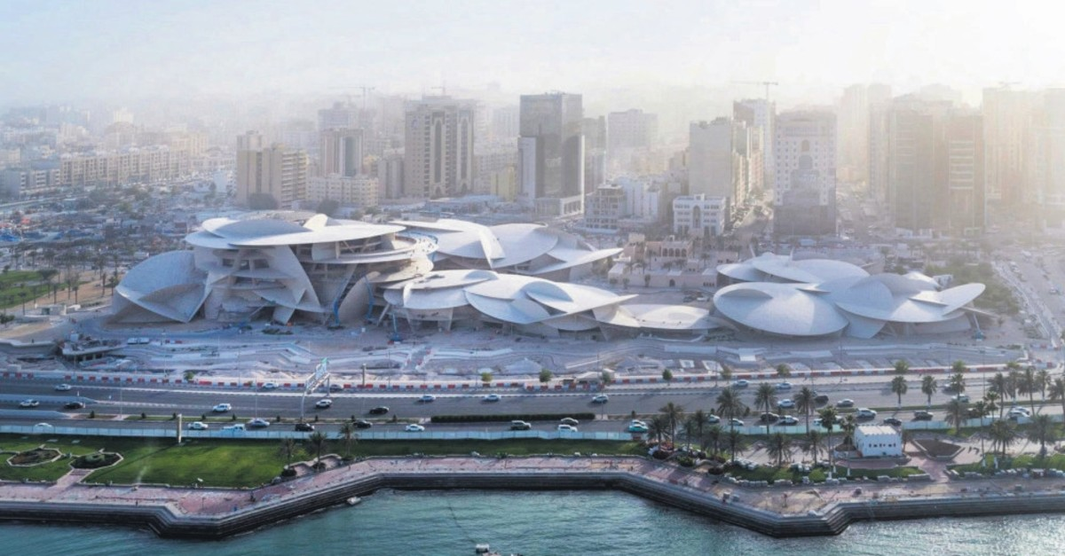 Designed by famous architect Jean Nouvel, the museum will be opened on March 28.