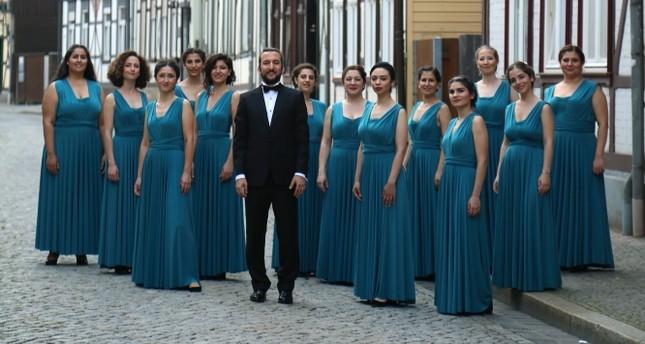 Women's choir final guest of 'A Capella at Pera'