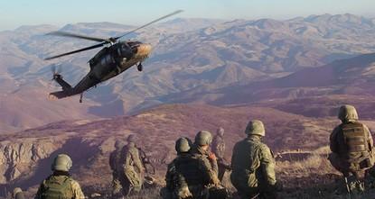 15 PKK terrorists killed in airstrikes in eastern Turkey