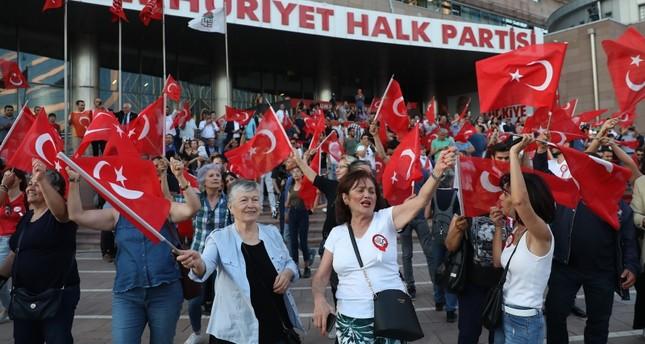 حزب السعادة يعرب عن احترامه لقرار الشعب التركي
