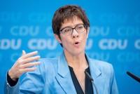 Karrenbauer: Koalitionsbruch stand konkret im Raum