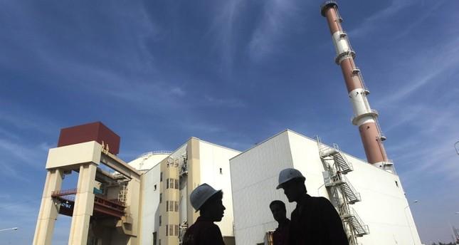 منشأة نوشهري النووية الإيرانية (من الأرشيف)