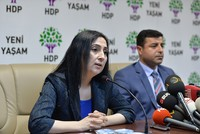Prosecutor seeks up to 142 years in prison for HDP co-chairs