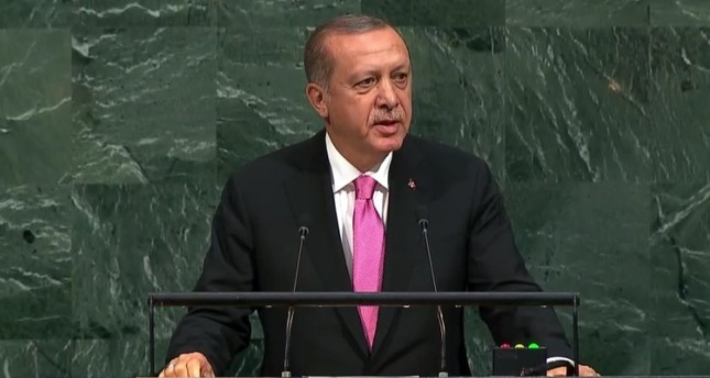 Erdoğan says international community has left Syria alone, calls for collaboration