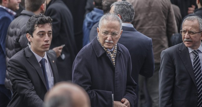 Former joint presidential candidate Ihsanoğlu announces support for Erdoğan