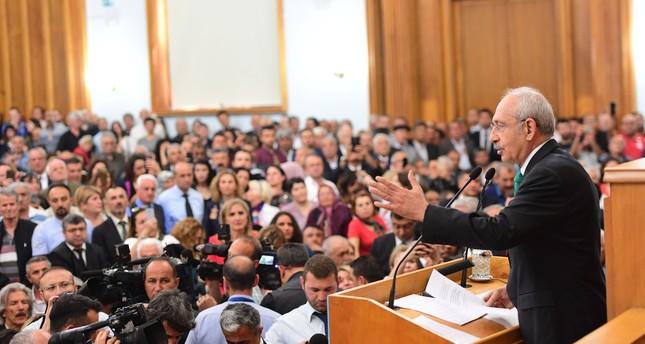 Kılıçdaroğlu, CHP have failed the left